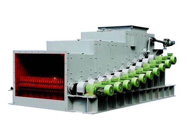XGS系列倾斜滚动筛煤机