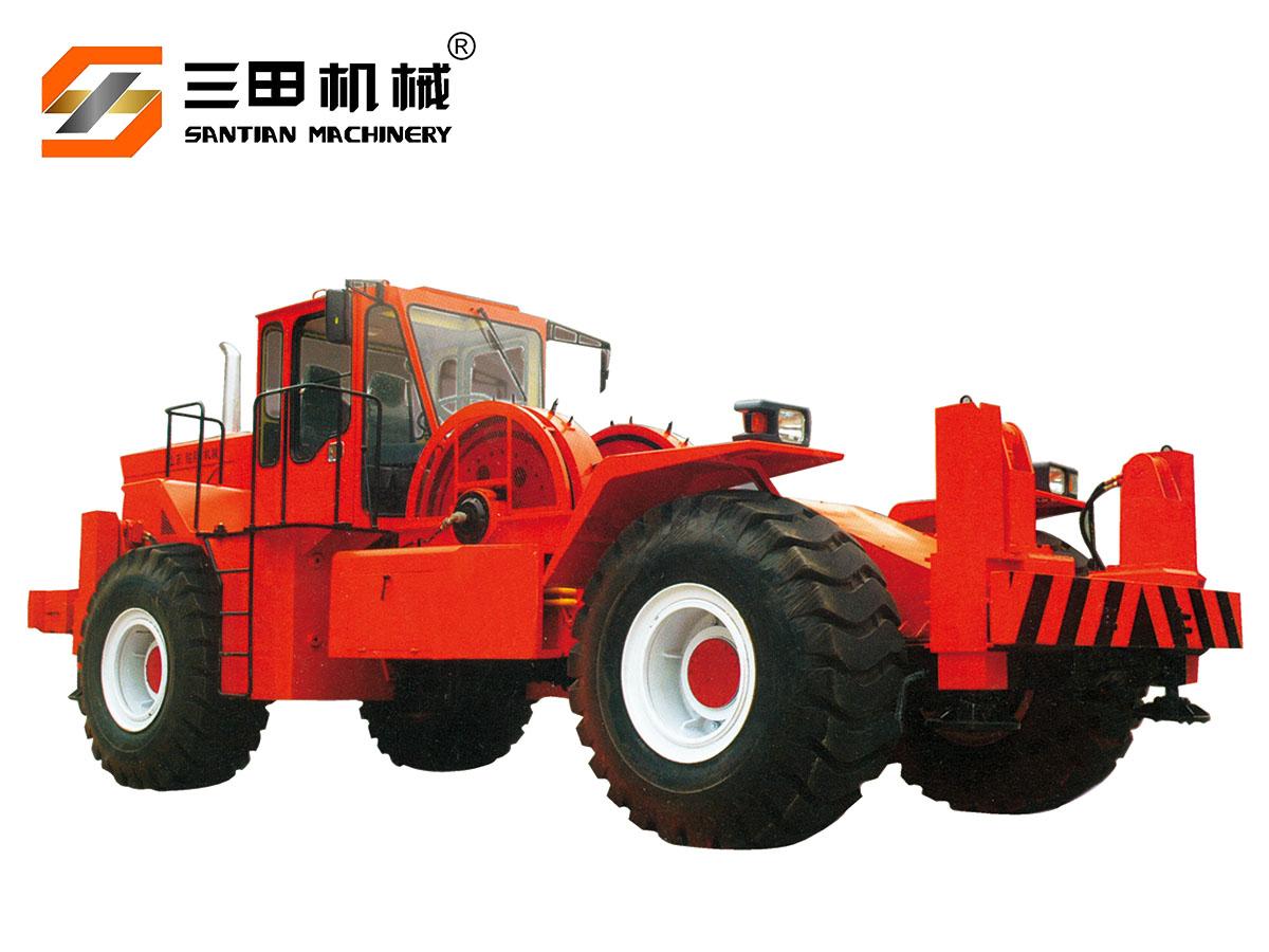 TJ10A系列轮式通井机